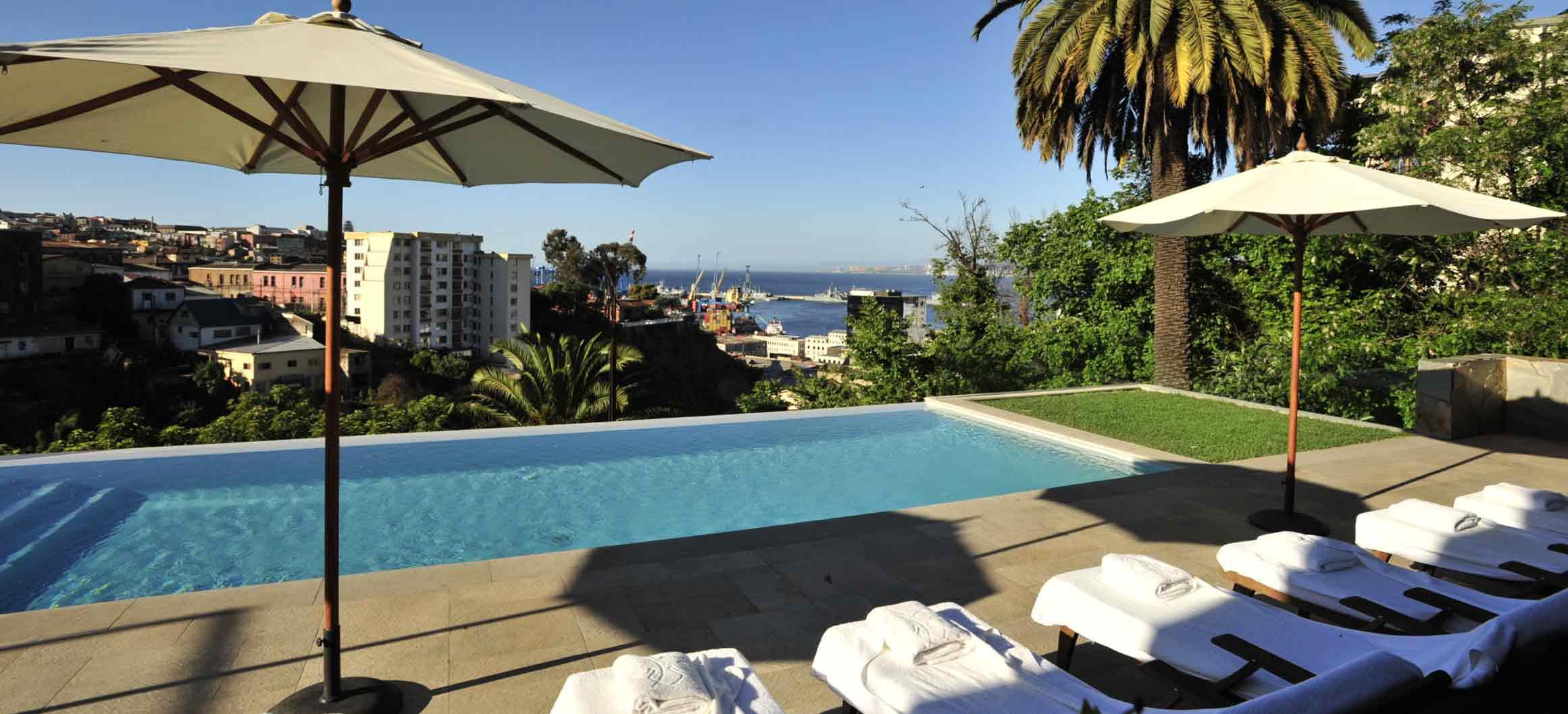 Casa Higueras Hotel – Valparaiso