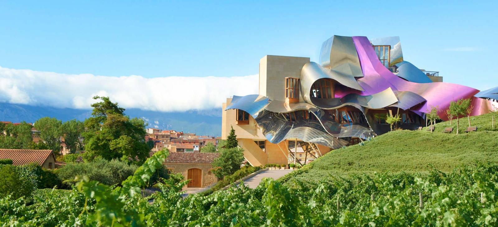 Hotel Marques de Riscal – Rioja Hotel Spain