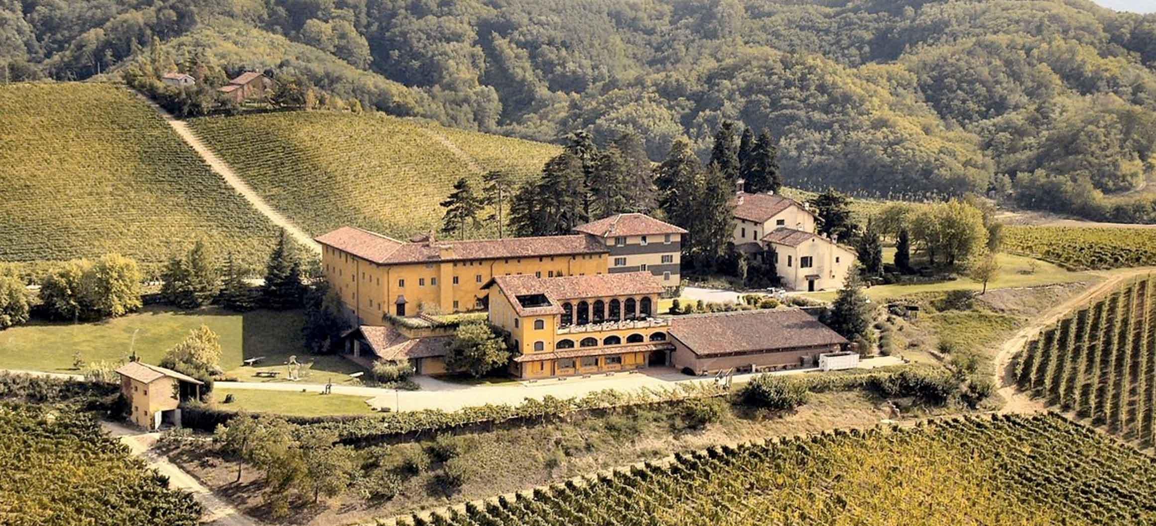 l'Ostelliere of Villa Sparina