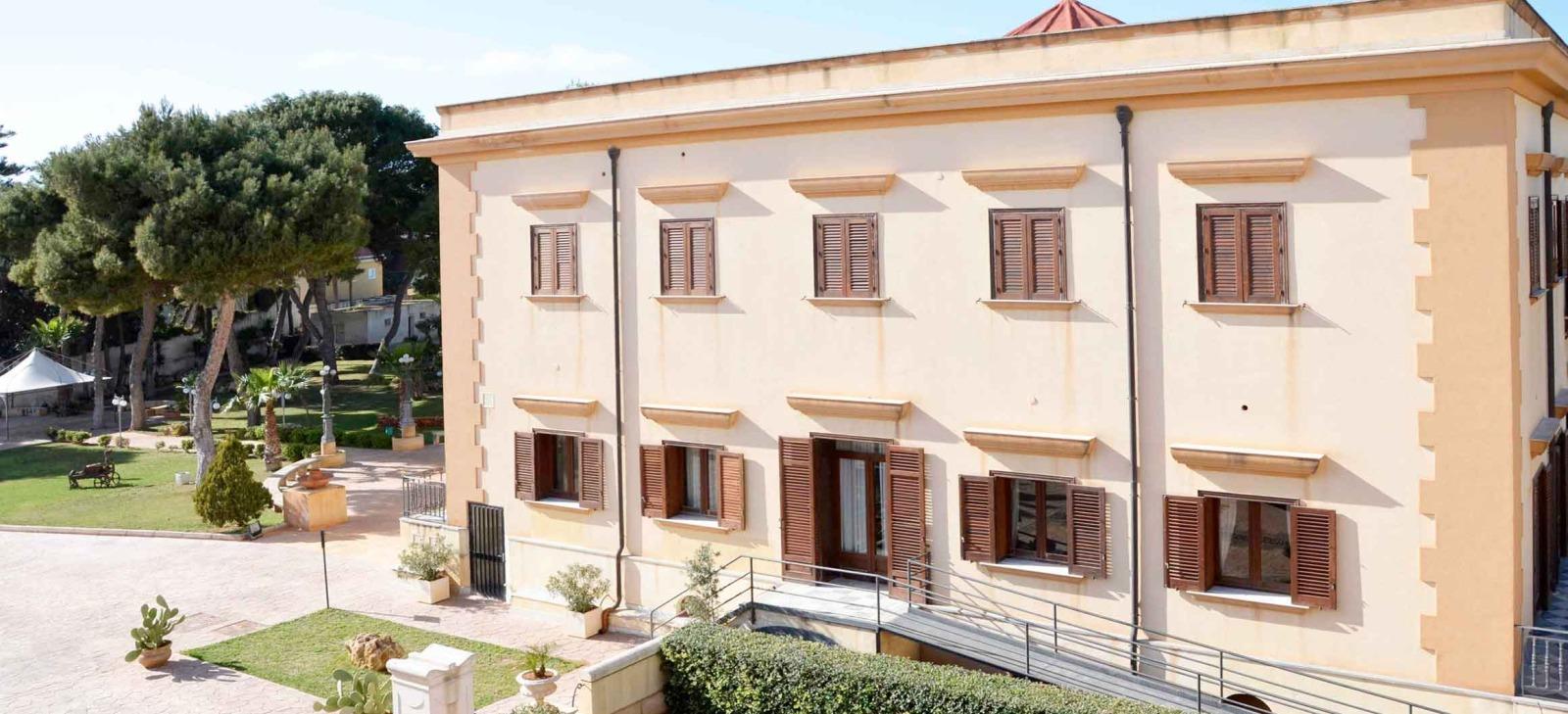 Marsala Grand Hotel Palace Italy