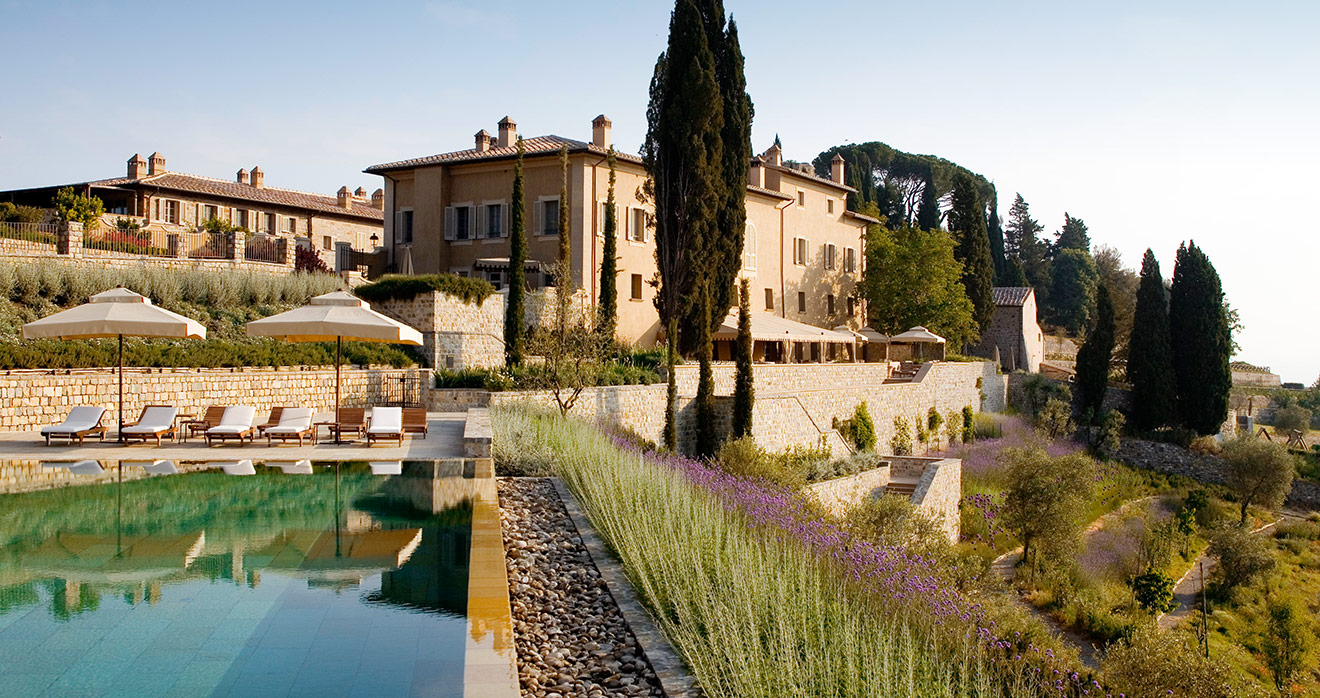 Castiglano del Bosco Hotel Tuscany