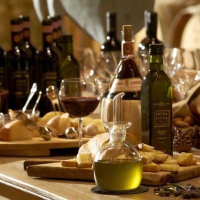 Pietrafitta Ottobre - Italian Wine Tour